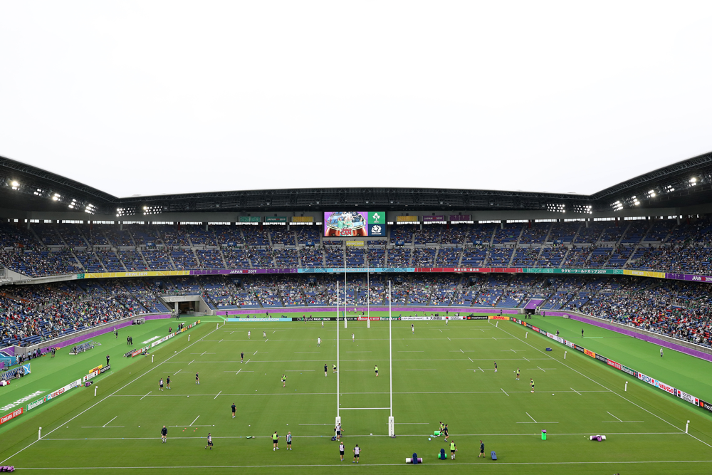 Scotland and Japan are set to play at Yokohama Stadium. Photo: Getty Images