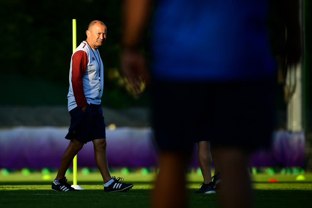 Eddie Jones is contracted with England through to 2021. Photo: Getty Images