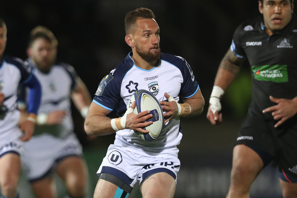 Aaron Cruden is returning to Super Rugby. Photo: Getty Images