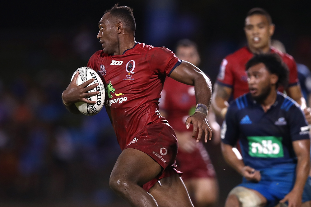 Chris Kuridrani has been handed a Super Rugby lifeline. Photo: Getty Images