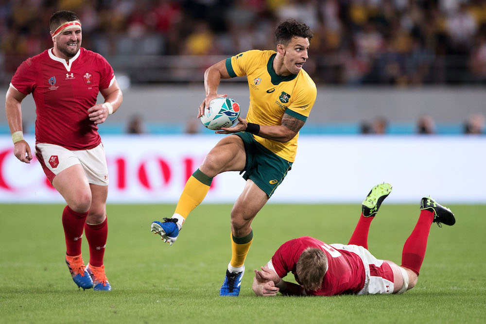 We rolled the dice': Matt Toomua on the Wallabies' World Cup gamble,  balance and his desire to play no.10 full-time | Latest Rugby News | RUGBY .com.au