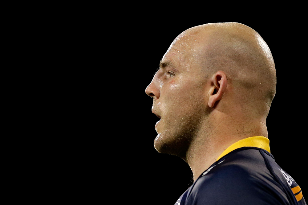 Stephen Moore captained the Wallabies to a World Cup final. Photo: Getty Images