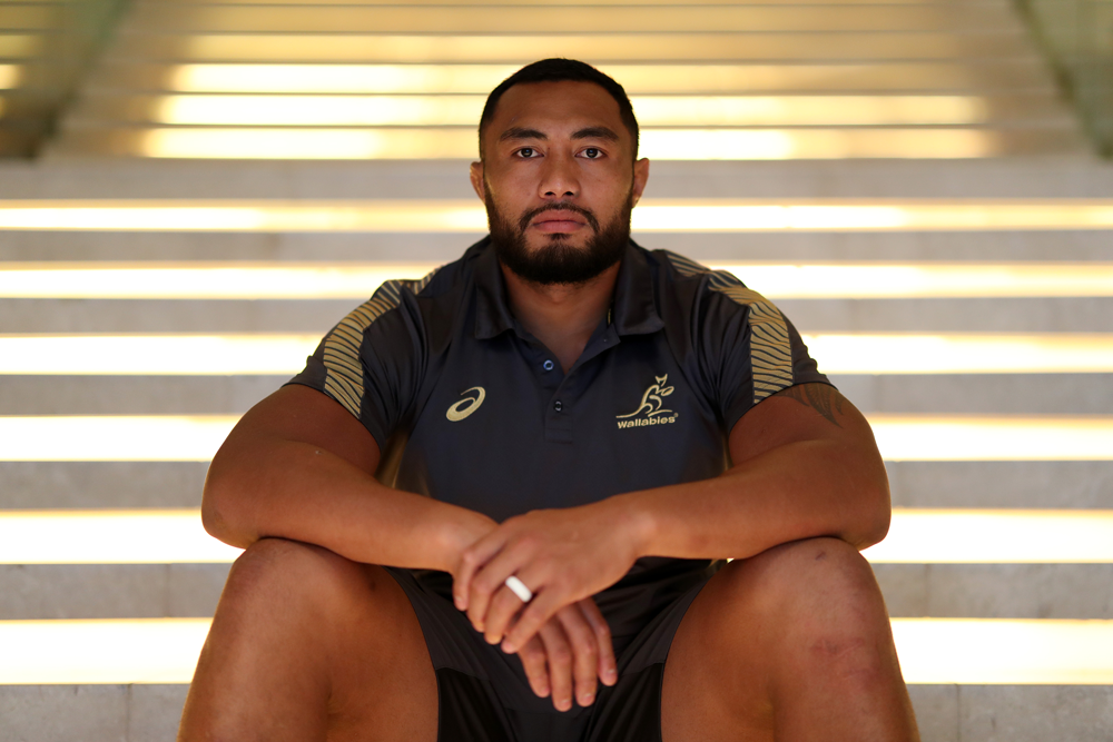 Sekope Kepu will be counted among Australia's greatest players. Photo: Getty Images