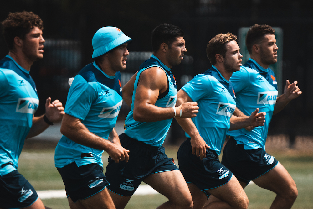 Will Harrison will take the playmaking reins at the Waratahs in round one. Photo: Getty IMages