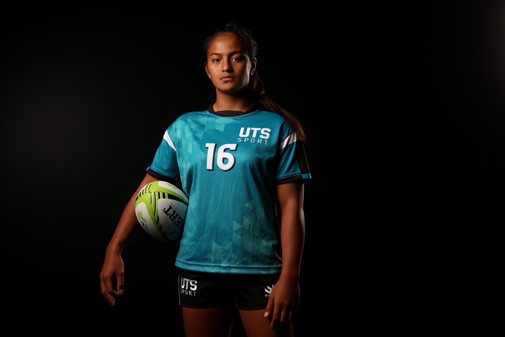 Sariah Paki is an exciting Sevens talent. Photo: Getty Images