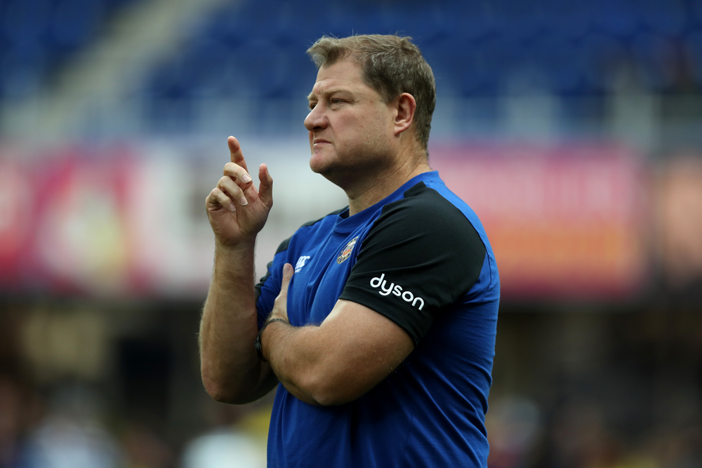 Former England scrum coach Neal Hatley has joined Bath. Photo: Getty Images