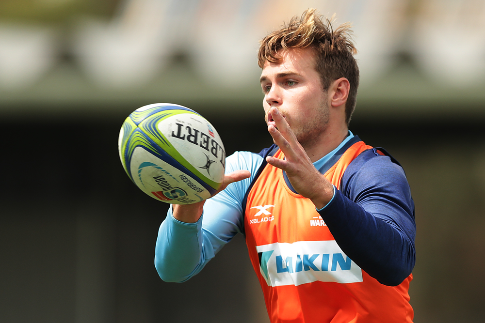 Will Harrison is another contender for the Waratahs 10 spot. Photo: Getty Images