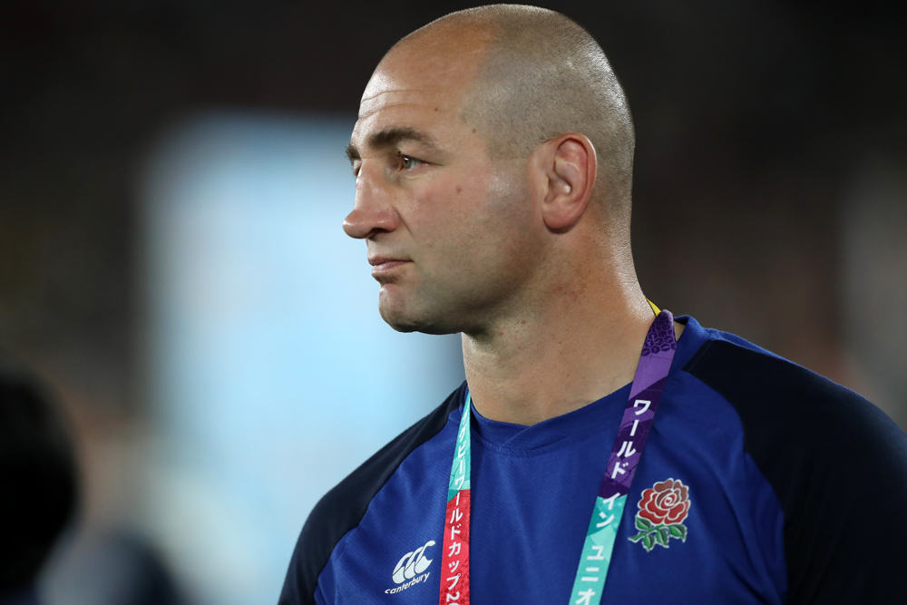 Steve Borthwick will finish up with England after the Six Nations. Photo: Getty Images