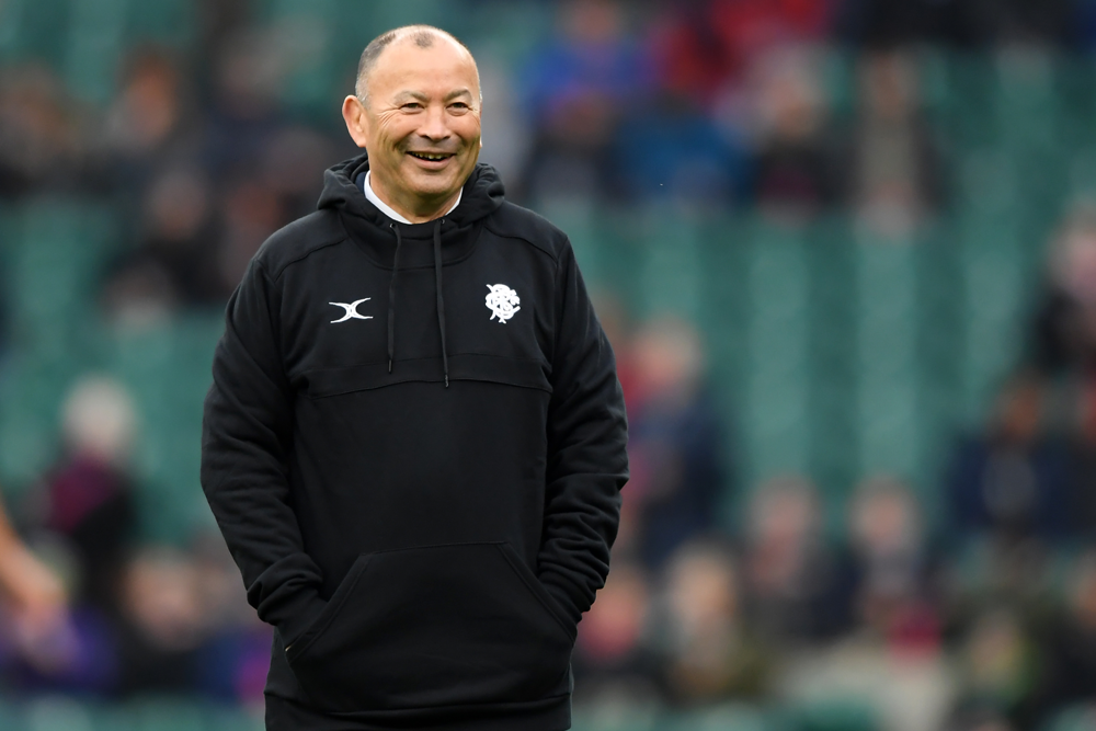 Eddie Jones wants to make England the best team the world has ever seen. Photo: Getty Images