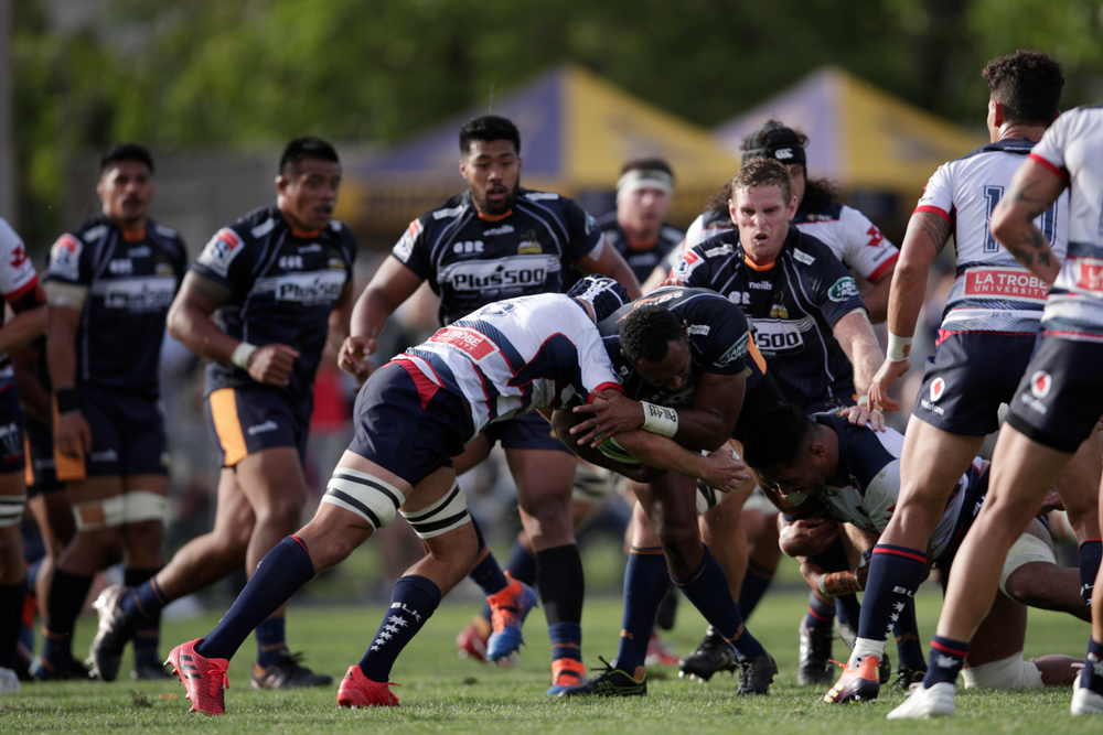 The Brumbies took a big win in Albury. Photo: Getty Images