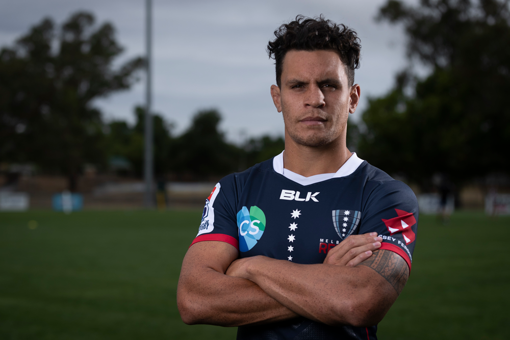 Matt To'omua is looking to stamp himself as Australia's no. 1 flyhalf in 2020. Photo: Getty Images