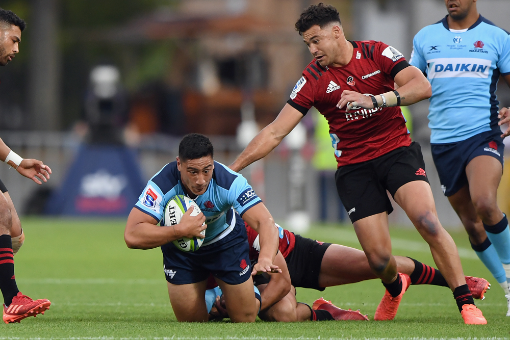 The Waratahs had trouble making the most of their possession in Nelson. Photo: Getty Images