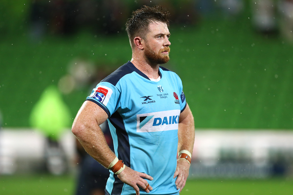 The Waratahs have some work to do. Photo: Getty Images