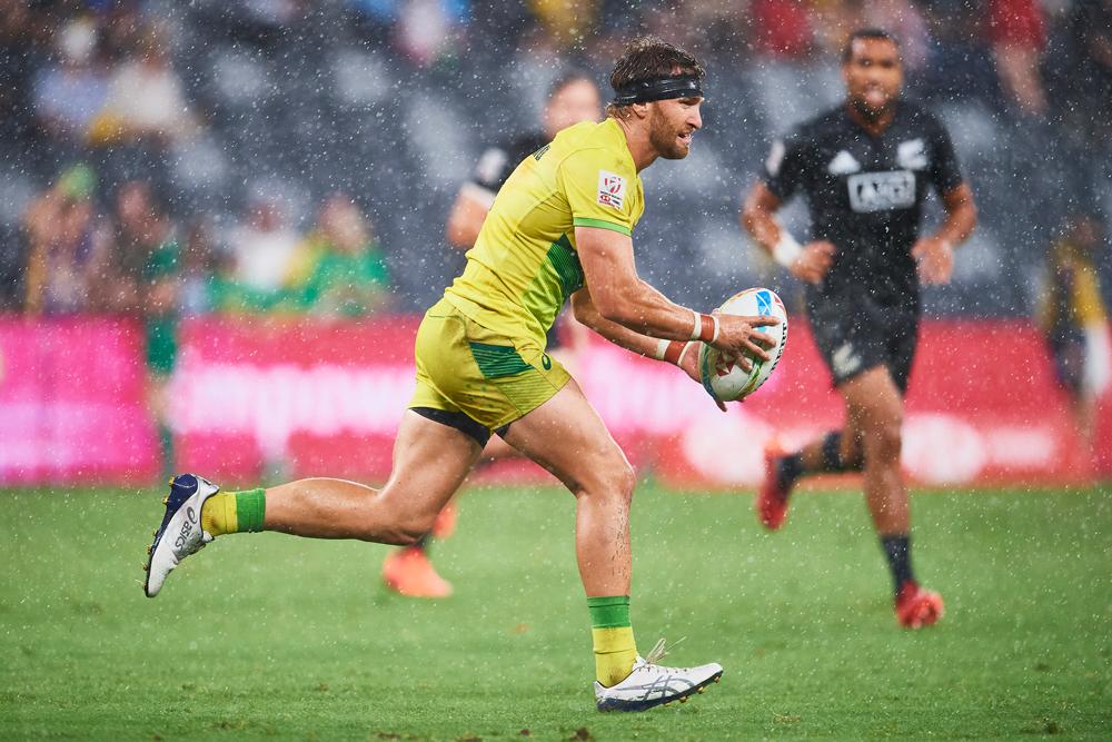The Aussie men head to LA next week. Photo: Getty Images