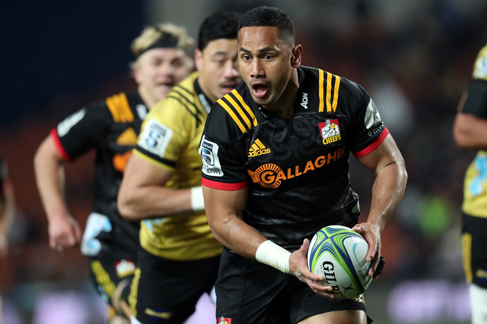 Toni Pulu in action for the Chiefs. Photo: Getty Images