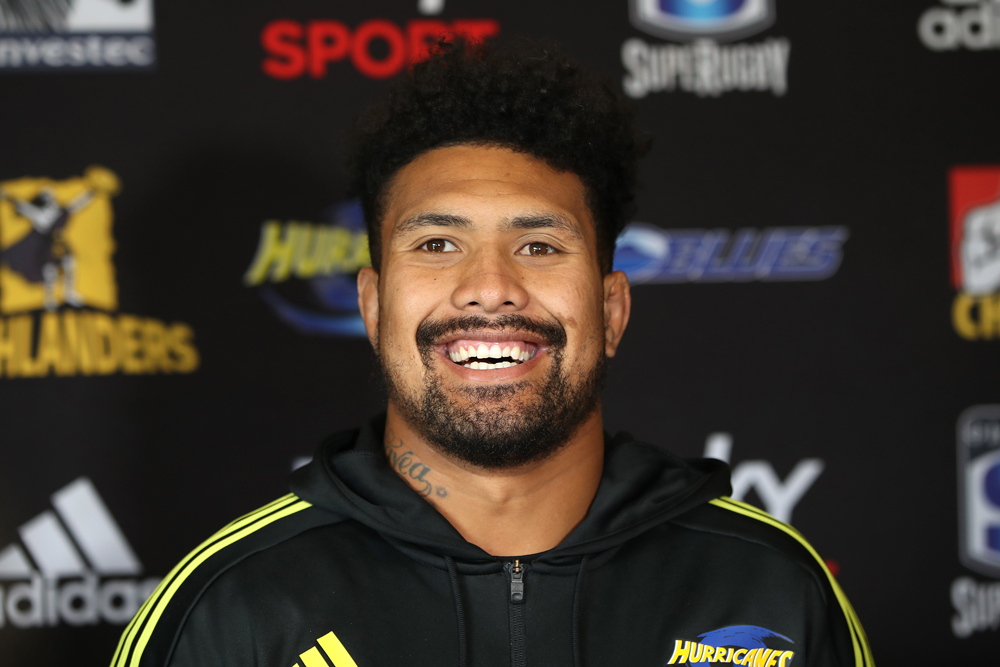Ardie Savea says he's contemplating a move to NRL. Photo: Getty Imags