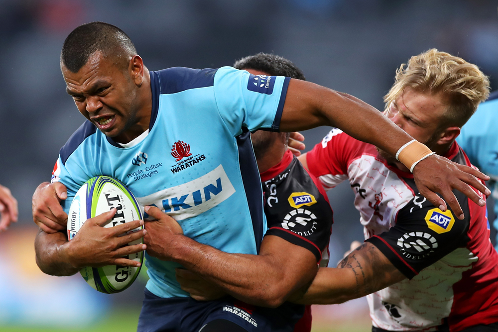 Kurtley Beale was among the Waratahs' best. Photo: Getty Images