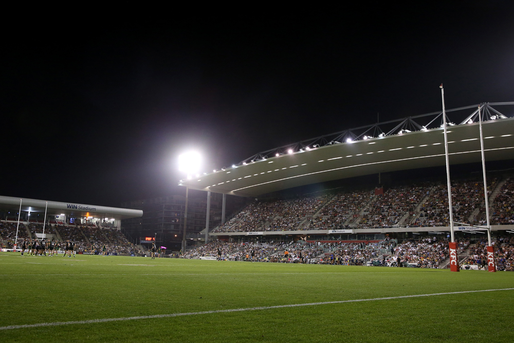 Win Stadium is set to host two Super Rugby matches next weekend. Photo: Getty Images