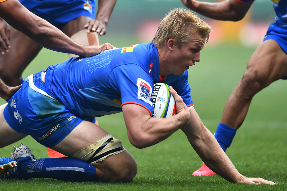 Pieter-Steph du Toit in action for the Stormers. Photo: Getty Images