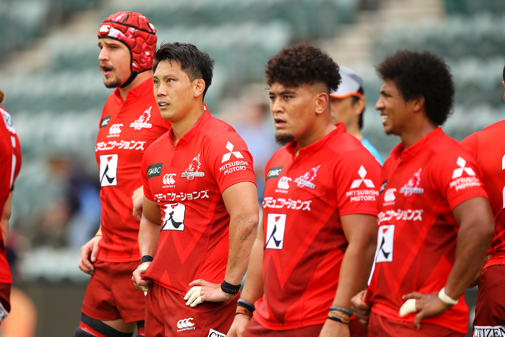 The Sunwolves have had a disrupted season this season. Photo: Getty Images