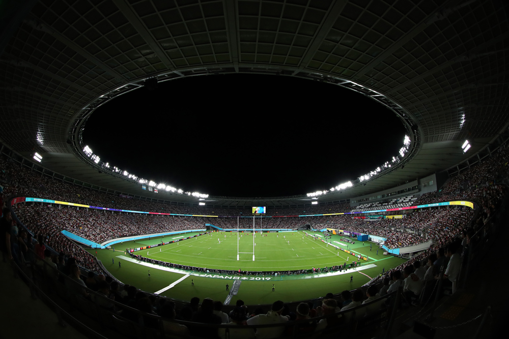 Tokyo Stadium is set to be the venue for the Olympics Sevens. Photo: Getty Images