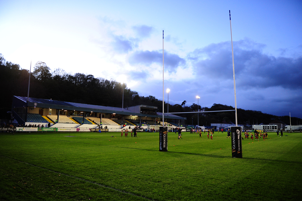 The Pro 14 competition has been suspended indefinitely. Photo: Getty Images