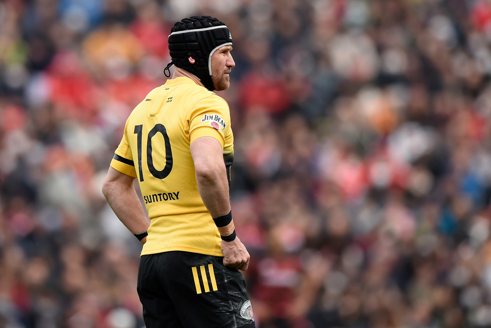 Matt Giteau is one of a number of foreign players heading home from Japan. Photo: Getty Images