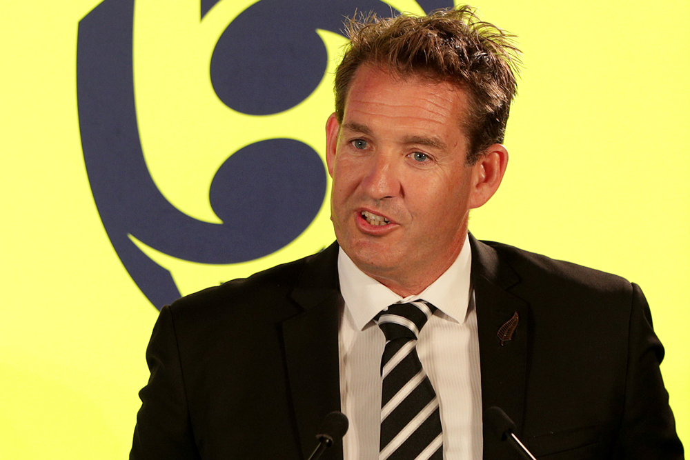 NZ Rugby CEO Mark Robinson. Photo: Getty Images