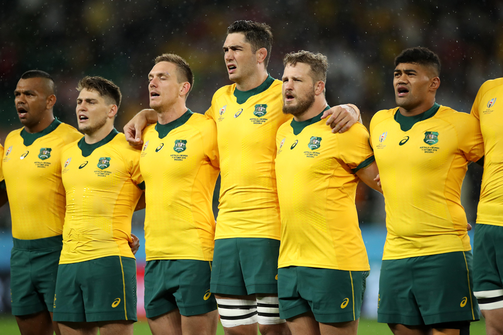 Rugby Australia is set to meet with RUPA on Tuesday afternoon. Photo: Getty Images