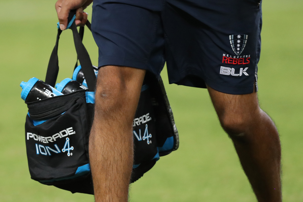 The Melbourne Rebels have stood down most of their staff. Photo: Getty Images