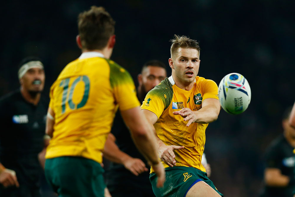 Drew Mitchell in action for the Wallabies. Photo: Getty Images