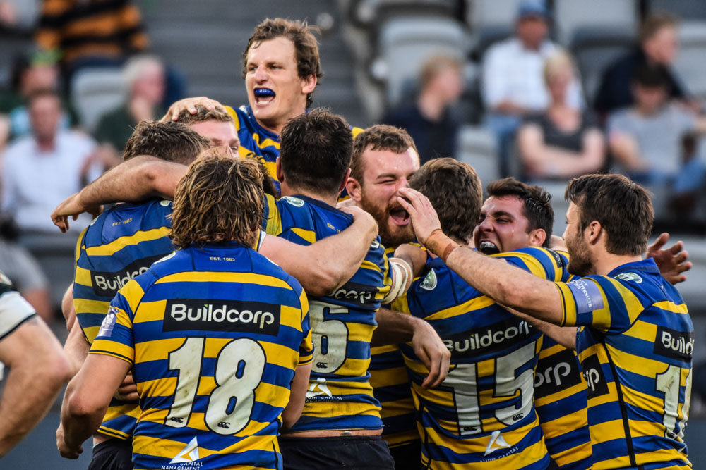 Harry Potter was part of last year's Shute Shield-winning Sydney Uni side. Photo: Lachlan Lawson Photography