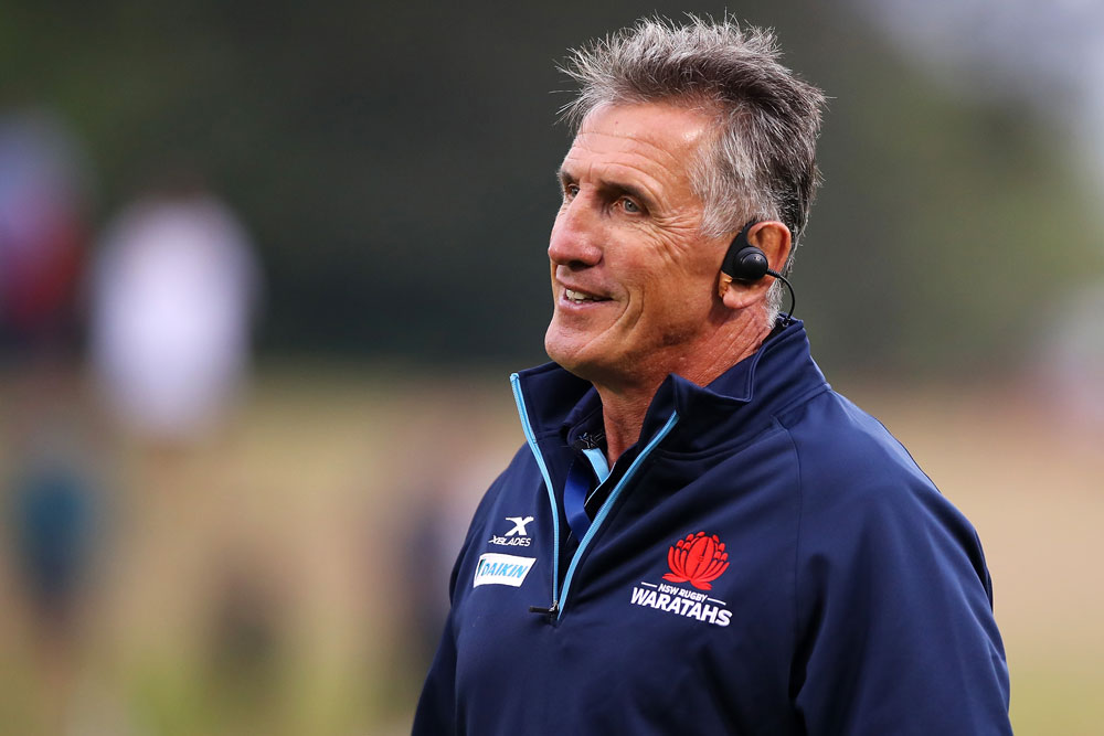 Rob Penney is observing two weeks of quarantine. Photo: Getty IMages