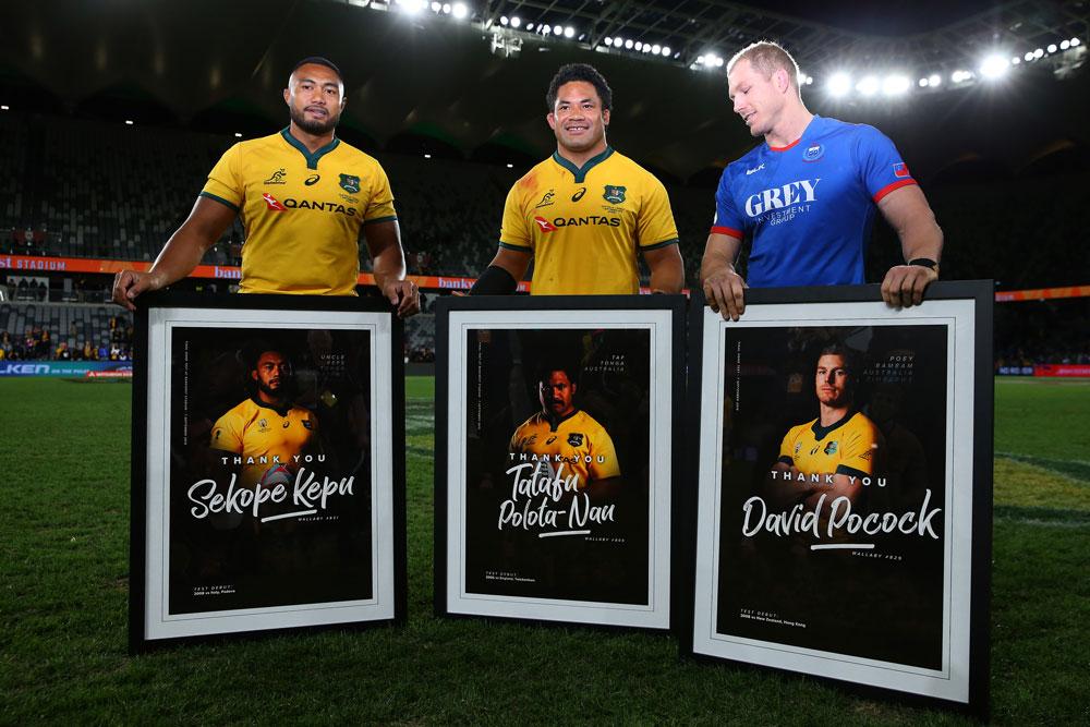 Tatafu Polota-Nau retired from international rugby in 2019. Photo: Getty Images