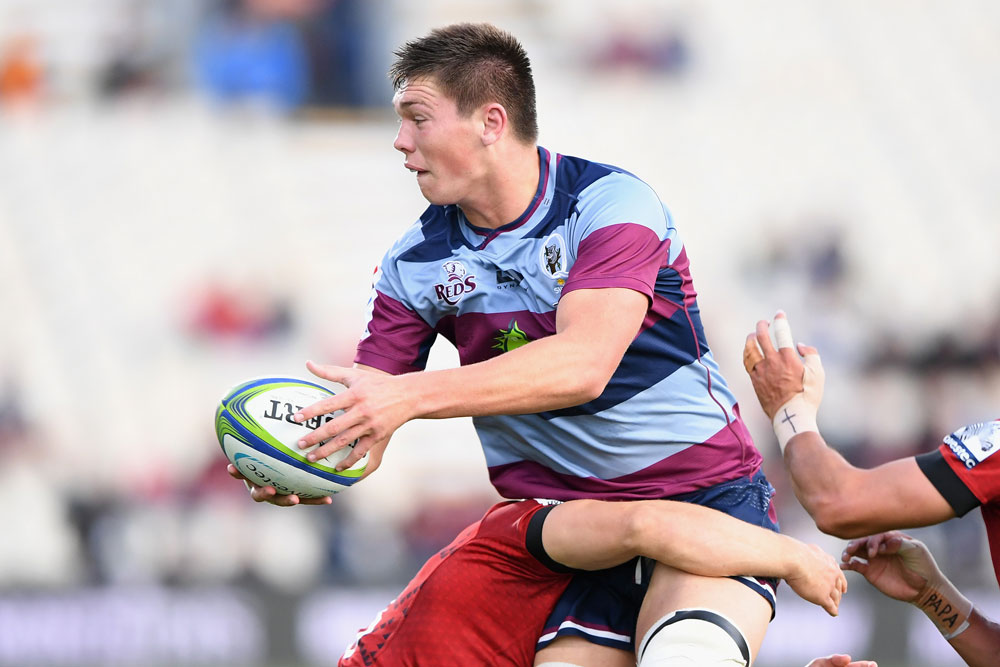 Harry Hockings has impressed in his early Super Rugby games. Photo: Getty Images