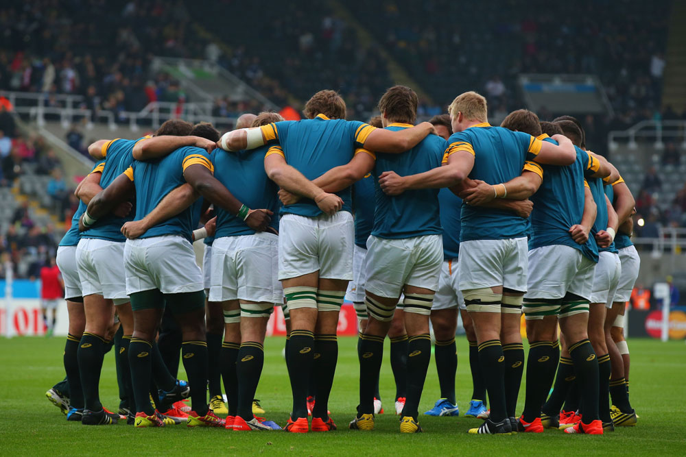 The Springboks are still hopeful of a November tour. Photo: Getty Images