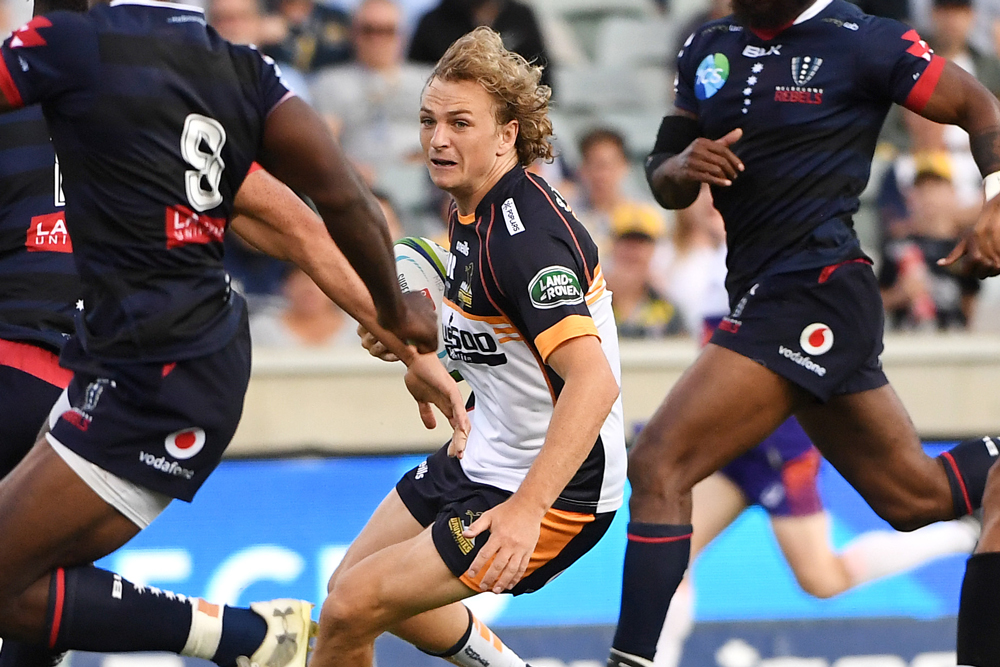 The Brumbies will host the Rebels on July 4. Photo: Getty Images