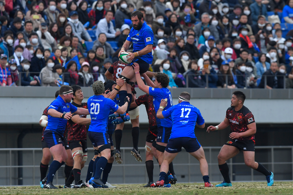 A Japanese side could be part of the Super Eight Series. Photo: Getty Images