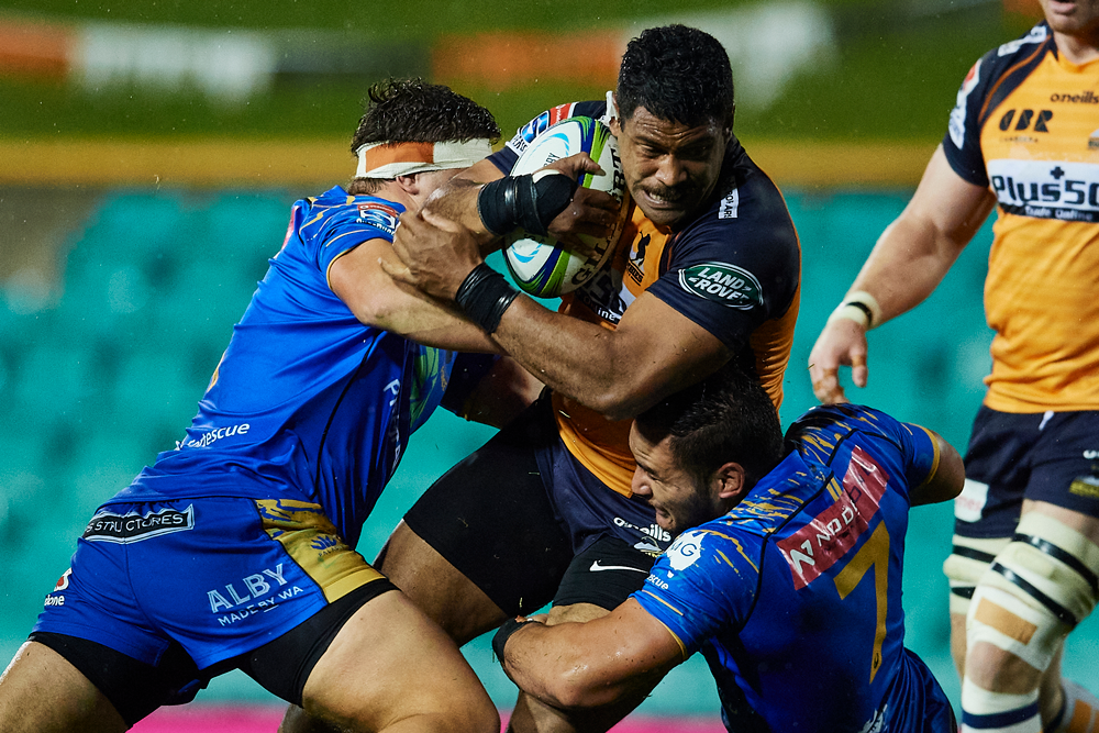 Rugby AU is committed to keeping five teams in a professional competition. Photo: Getty Images