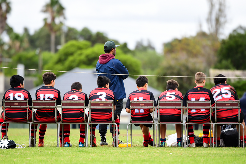 Casey Crusaders have healthy numbers across all age groups. Photo: Stuart Walmsley/Rugby AU Media